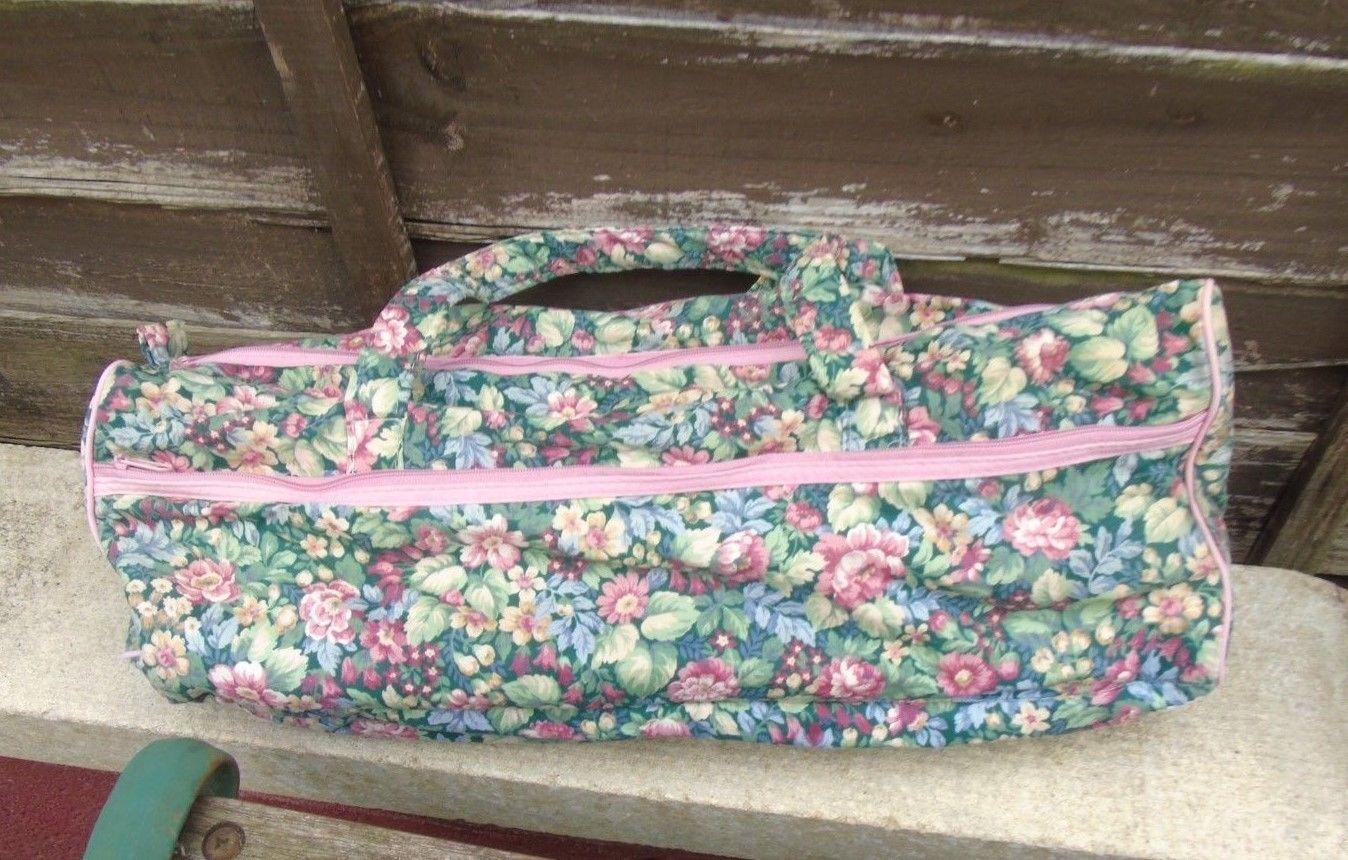 Selection Of Vintage Knitting Needle Bag Holder Sewing Bag Case Box Choose One Ebay Sewing Bag Bag Holder Vintage Knitting