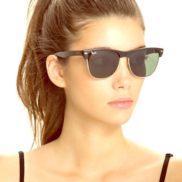 26f90d1dfb2 Ray Ban RB4175 Clubmaster Sunglasses Ray Ban RB4175 877 3N Clubmaster  Sunglasses