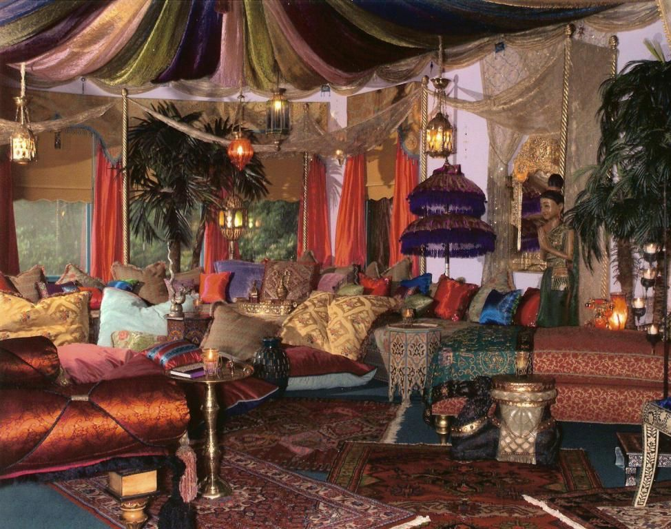 Hippie Bohemian Bedroom