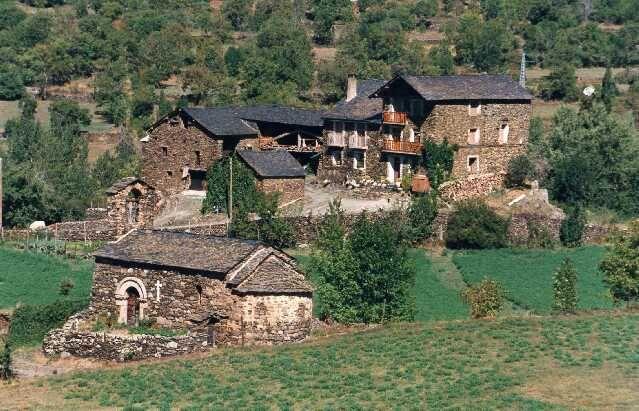 La Vall De Tavascan Lleida Lleida Paisajes Viajes