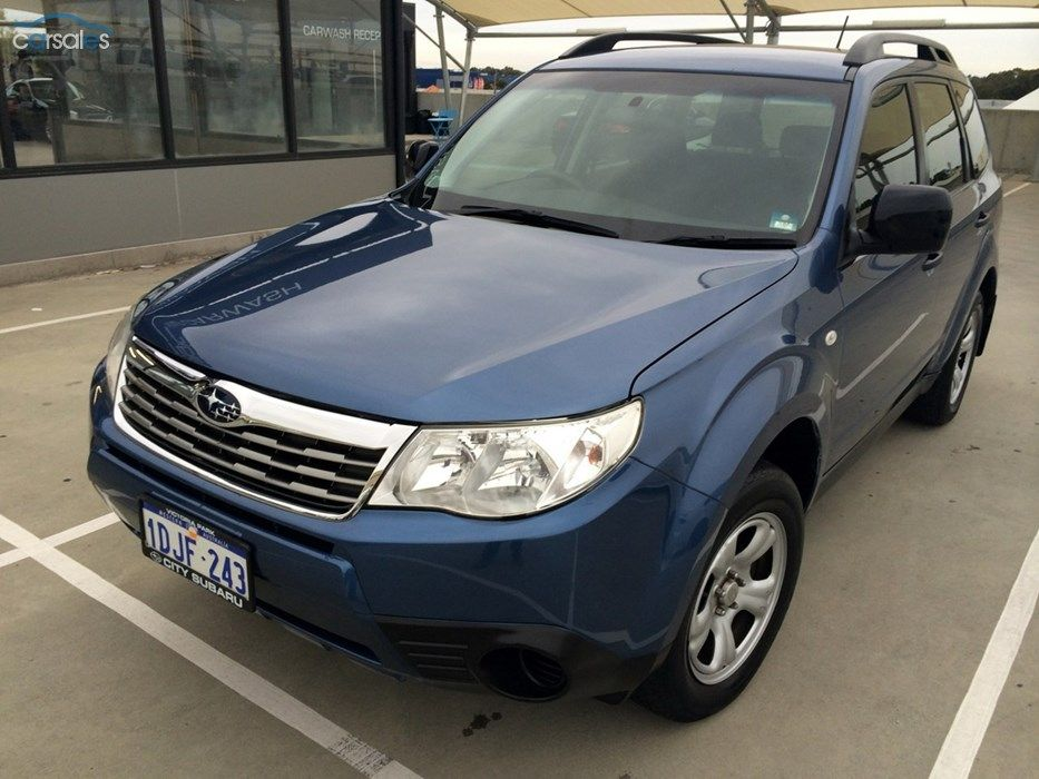 2010 Subaru Forester S3 X MY10 Sports Automatic All Wheel