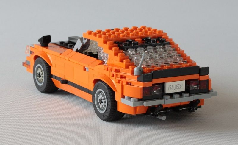 Book Review How To Build Brick Cars By Peter Blackert Title How To Build Brick Cars Detailed Lego Designs For Sports Datsun Car Detailing Lego Design