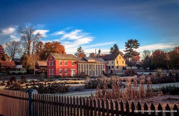 Historic Village Of Zoar Zoar Ohio River Village