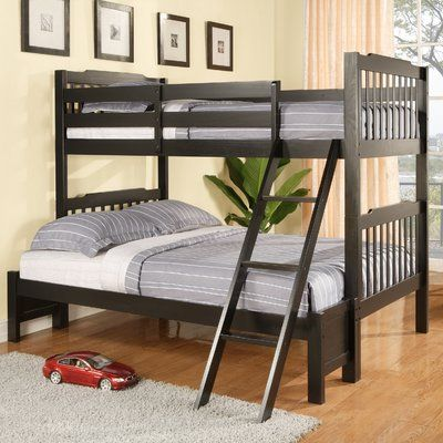 Complete Your Little One S Room With This Space Saving Bunk Bed Showcasing A Slatted Metal Frame For Industrial Bunk Beds With Stairs Cool Bunk Beds Bunk Beds