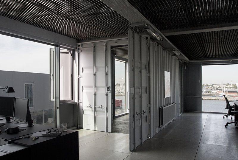 wirtschaftliche und nachhaltige broflchencontainer haus container haus - Fertig Versand Container Huser Usa