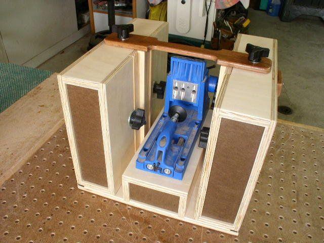 Pocket Hole Workstation By Horky Lumberjocks Com Woodworking