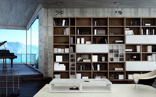 Carr la sala wall system interior study pinterest for Muebles carre