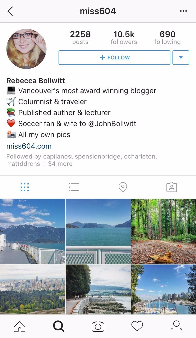 How To Write The Best Instagram Bio Ideas Tips And Examples