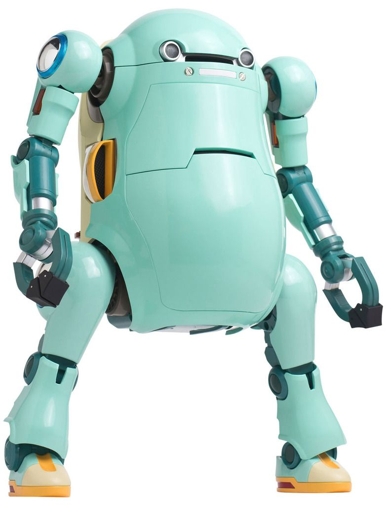 1000toys Announce 1 12th Scale Mechatrowego Aqua Edition Art Toy Robot Design Robot