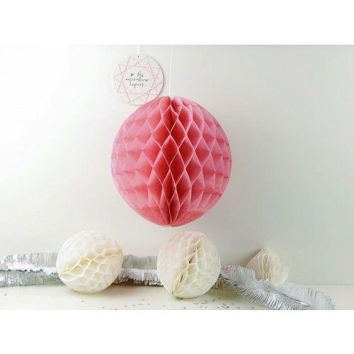 shopandmarry.de: WABENBALL Honeycomb Pom Pom