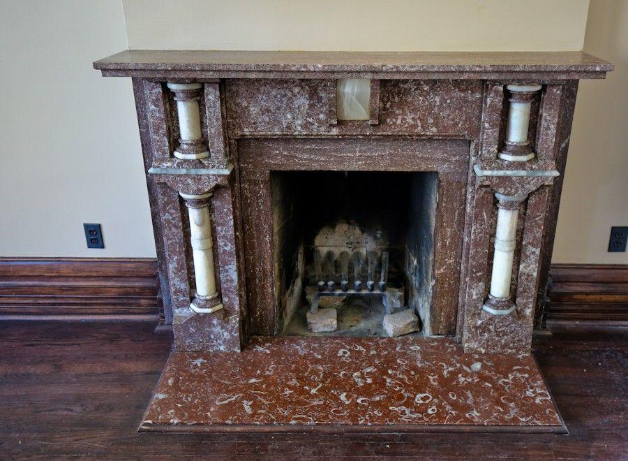 Impressive C 1880 S Original And Intact Interior Chicago Mansion