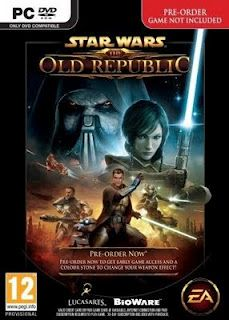 "Play ""Star Wars: The Old Republic"" FREE This Weekend!"