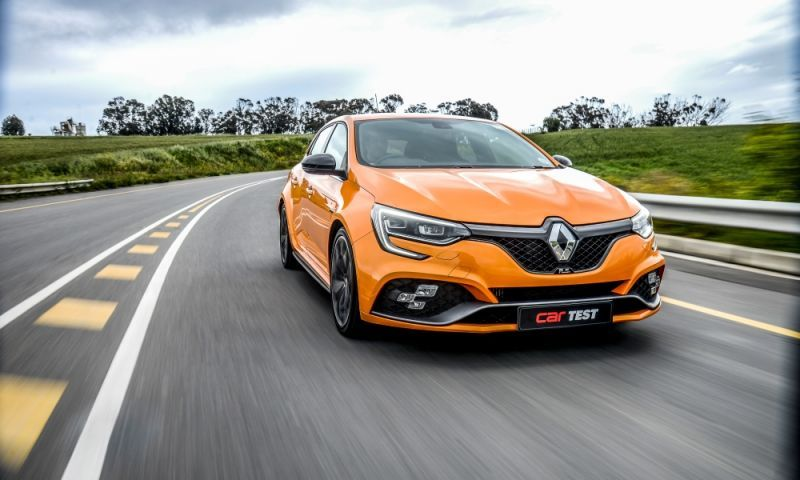 The Exterior Of The 2020 Renault Megane Rs Looks Mean And