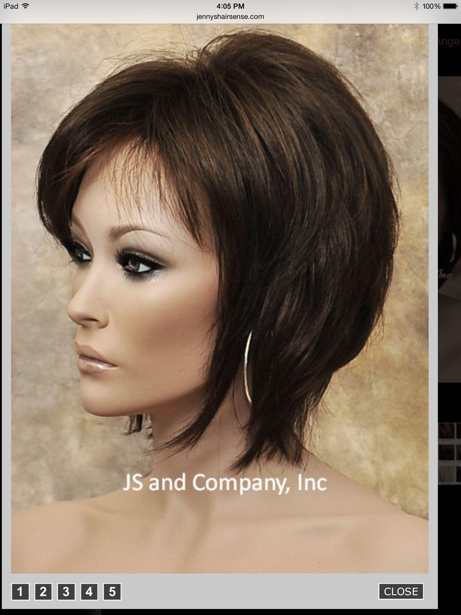 Left view bob hair cut pinterest hair style haircuts and hair