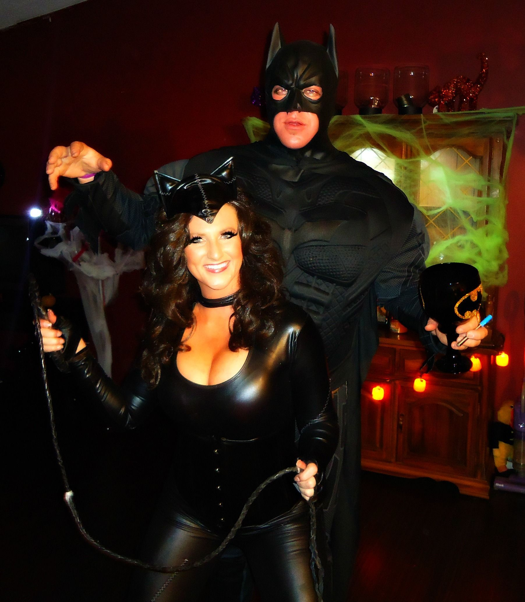 Couples costume 2012 batman and catwoman couples