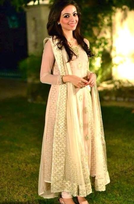 Trends Of Nikah Dresses 2014 For Women | Women's fashion ...