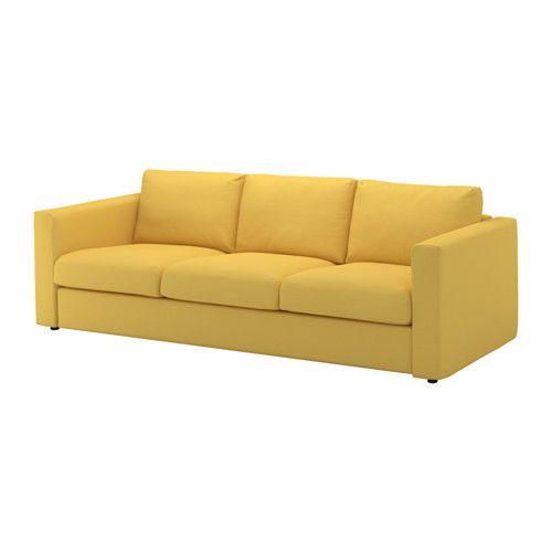 Vimle Sofa Orrsta Golden Yellow