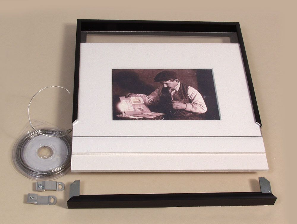 Complete Frame Kits Metal Frame Picture Hanging Photo Corners