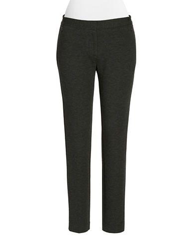 Kobi Halperin Alexandra Knit Skinny Pants Women's Charcoal 12