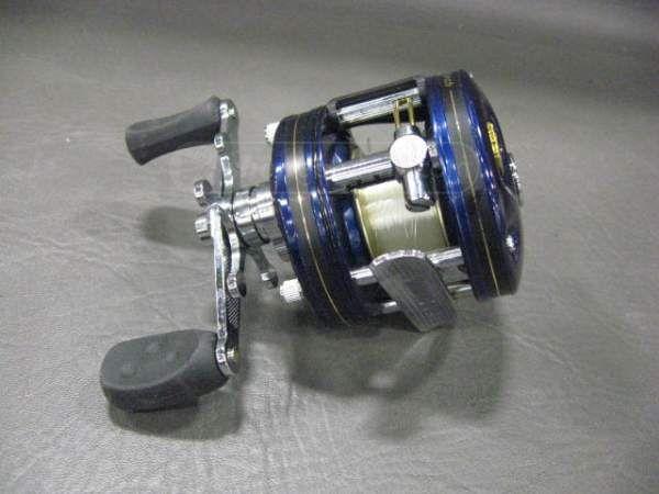 Abu garcia ambassadeur 4600c4 winch for Ambassadeur fishing reel