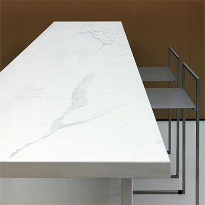 Laminam by Crossville - a porcelain cladding of any size or