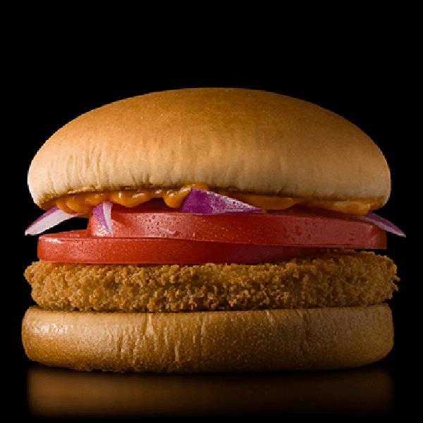 Mcdonald S Launches Vegan Burger In Global U S A Headquarters Vegan Burgers Vegan News Mcdonalds
