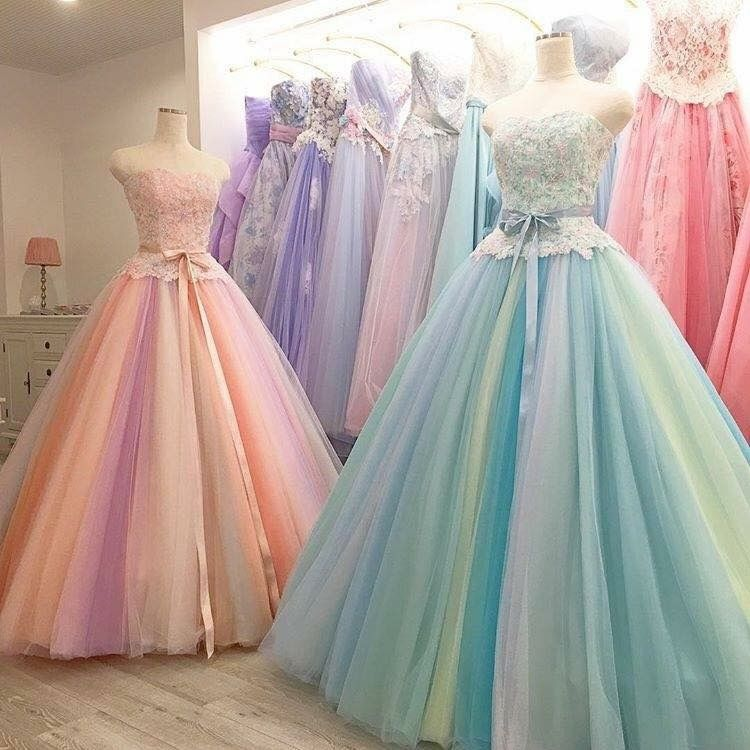 My dream dresses