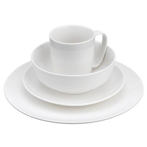 Ecology White to White Coupe Dinner Set 16pc - On Sale Now!  sc 1 st  Pinterest & Ecology White to White Coupe Dinner Set 16pc - On Sale Now ...