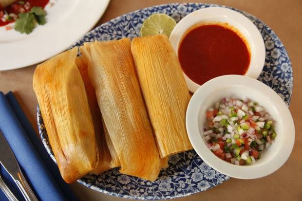 Chef Tim Byres' take on tamales - Dallas Morning News
