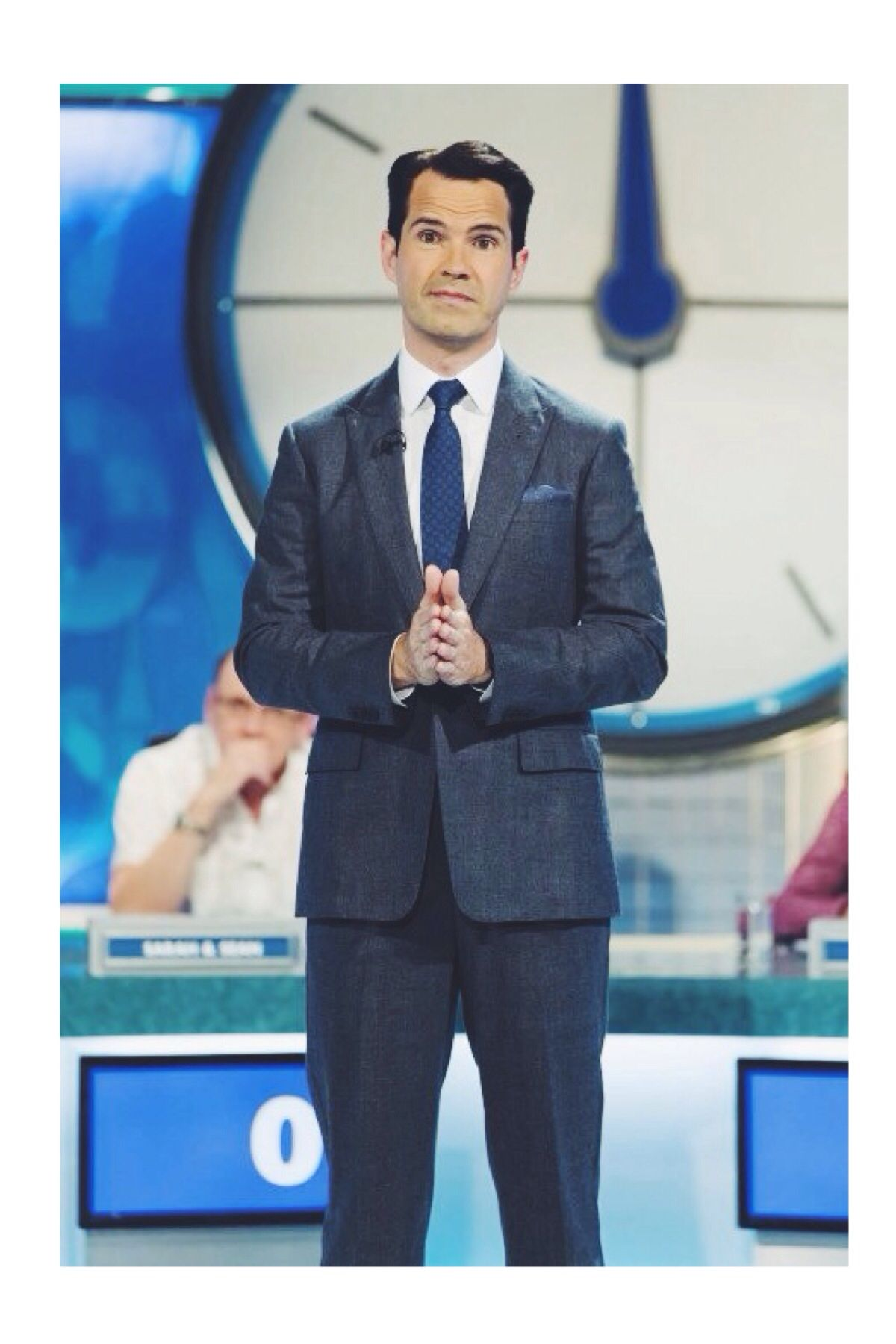 Jimmy Carr 8 Out Of 10 Cats Does Countdown For I Dearly Love To