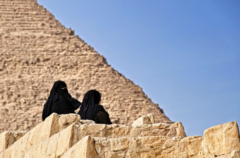 Women in the Pyramids