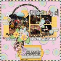 Digital Scrapbooking Layout done with Everyday Jan-June Mega Collection by Jen Yurko