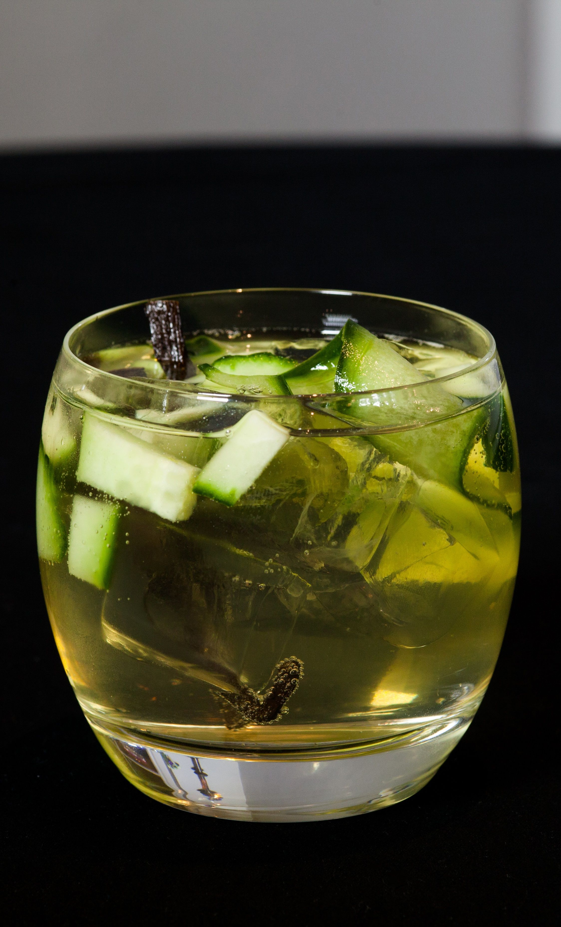 Drink Gin Liquorice Gin And Tonic