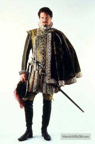 Shakespeare In Love - Promo shot of Colin Firth