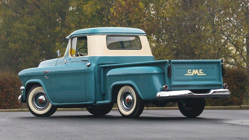 1956 Gmc Pickup F232 Kissimmee 2018 Gmc Trucks Gmc Pickup