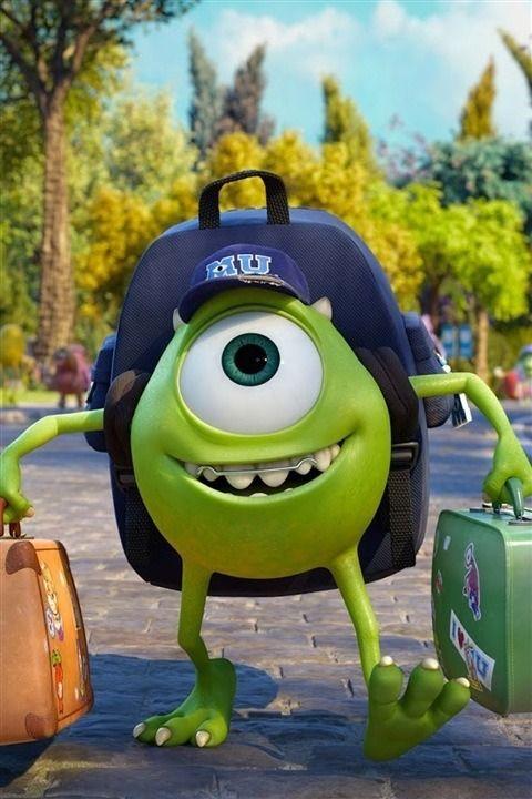 Monster university immagini sfondi disney und film