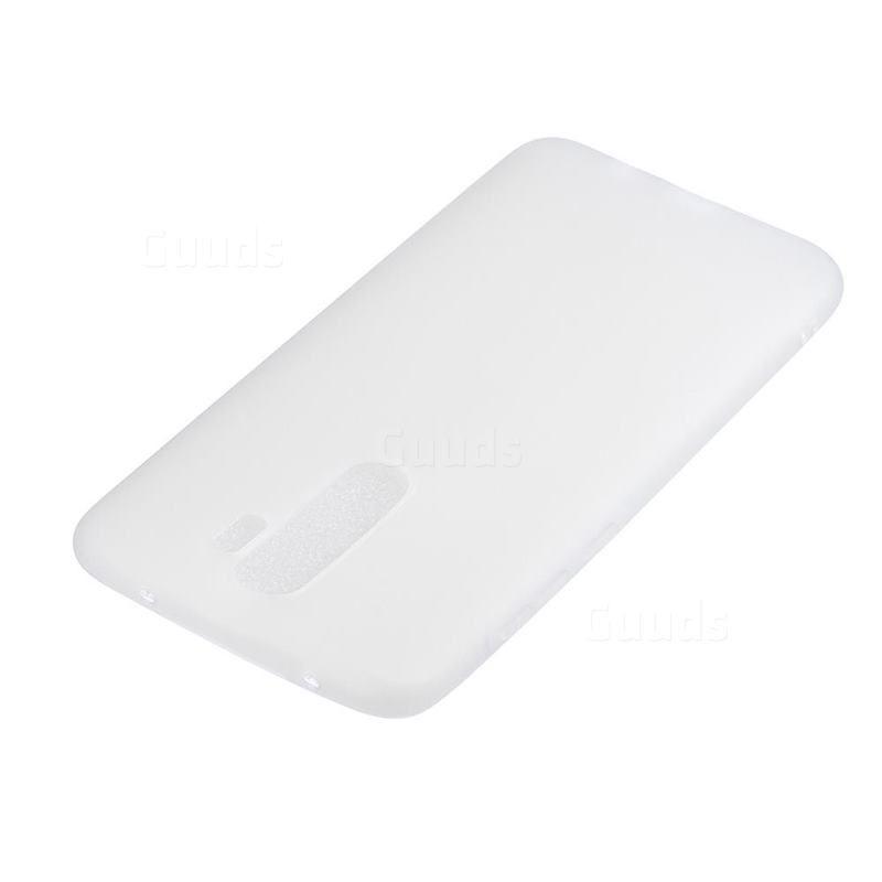 Candy Soft Silicone Protective Phone Case For Mi Xiaomi Redmi Note 8 Pro White Xiaomi Redmi Note 8 Pro Cases Guuds In 2020