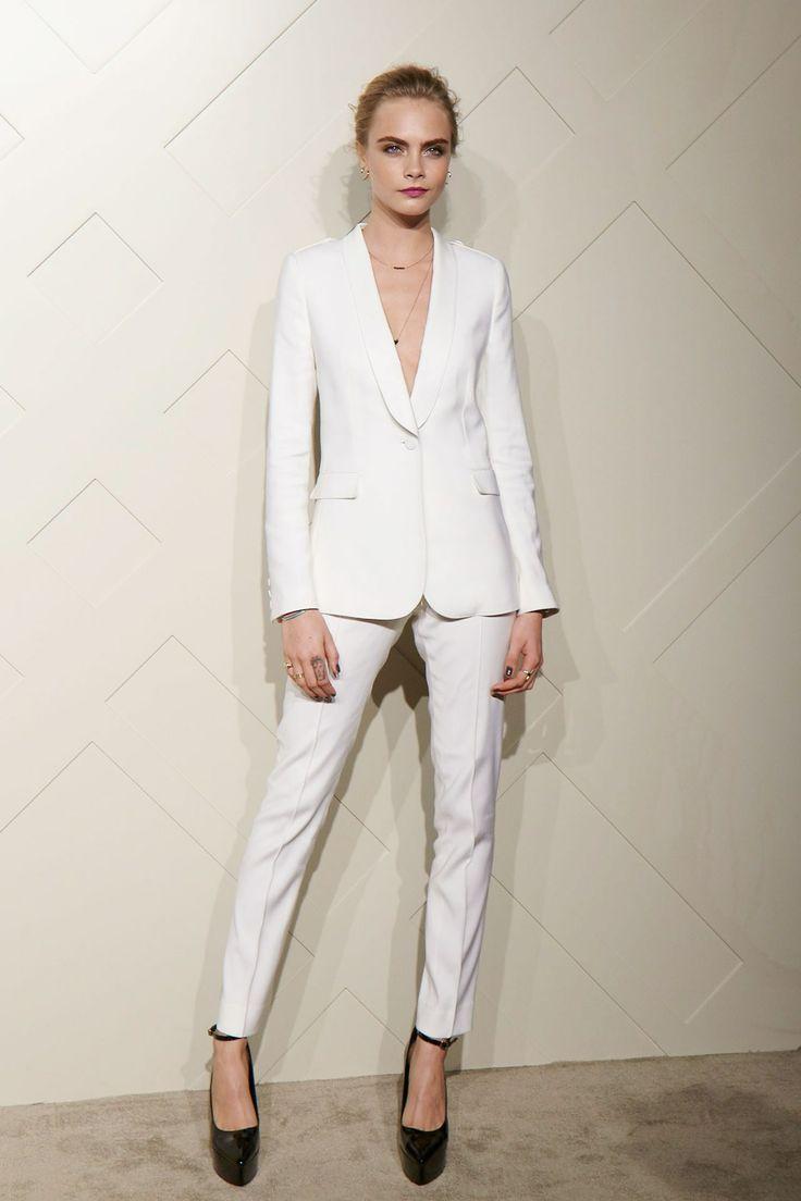 Nike Blazer Mid Des Femmes De Costume Blanc