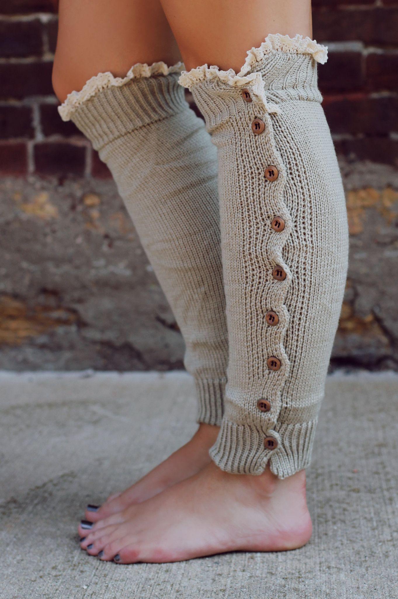 Mistletoe Leg Warmers | Tejidos de punto, Tejido y Puntos