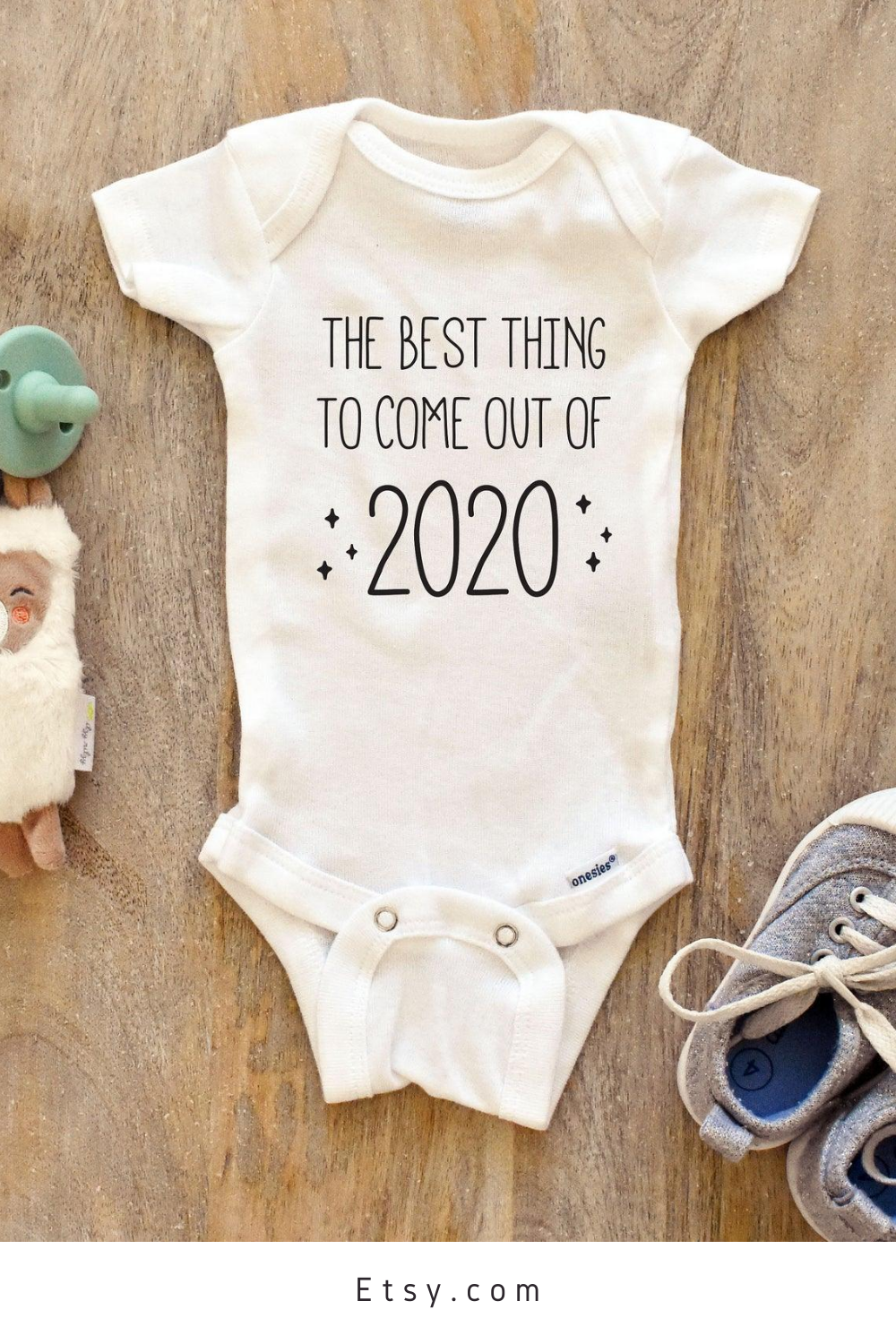 The Best Thing to Come Out of 6 Onesie®, Baby Boy, Baby Girl