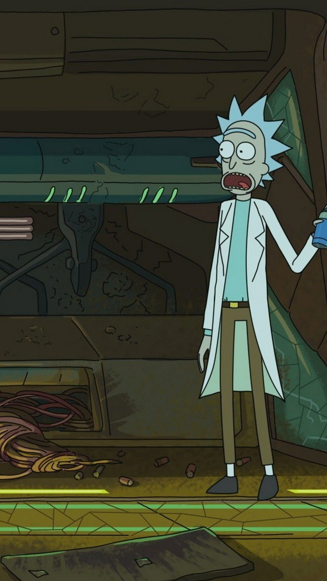 Rick And Morty Iphone 6 Wallpaper Hd Desenhos Aleatorios Papel De Parede Wallpaper Personagens Rick E Morty