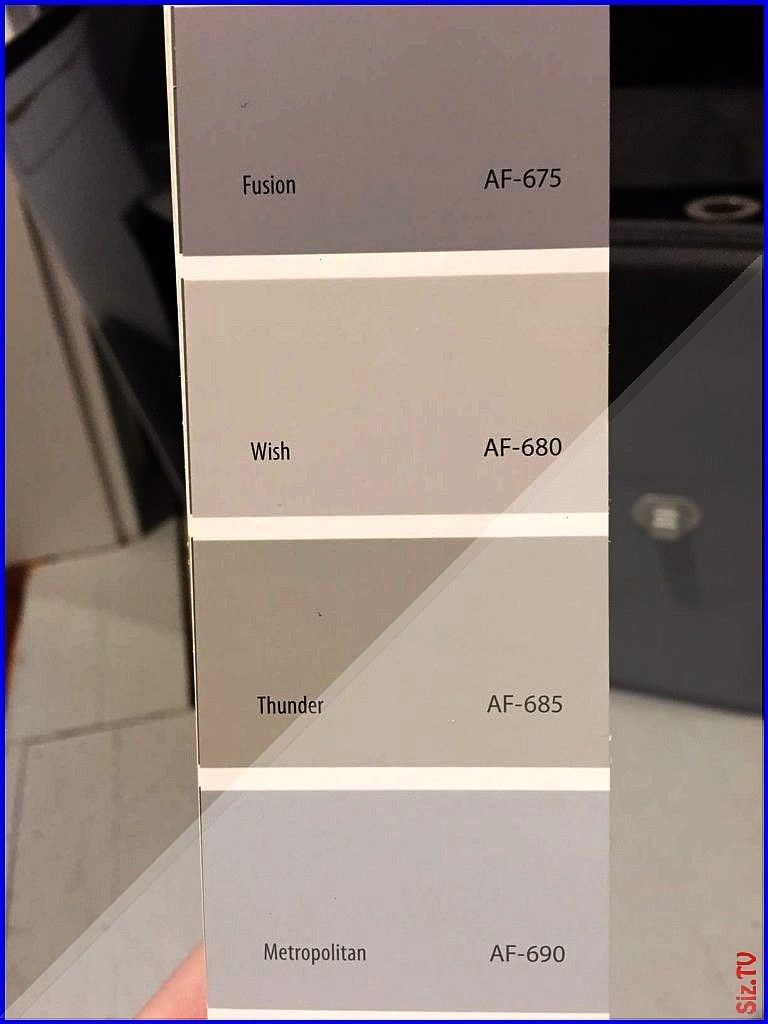 Thunder AF685 A NEW Favorite Gray West Magnolia Charm Benjamin Moore Thunder AF685 A NEW Favorite Gray West Magnolia Charm Cate Griffing West Magnolia Charm Paint Colors...