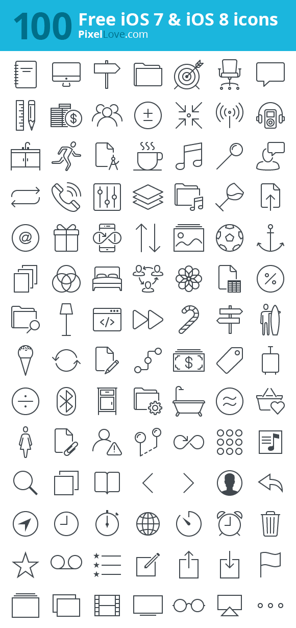 Free Ios Icons Ios Icon Doodle Icon Work Icon
