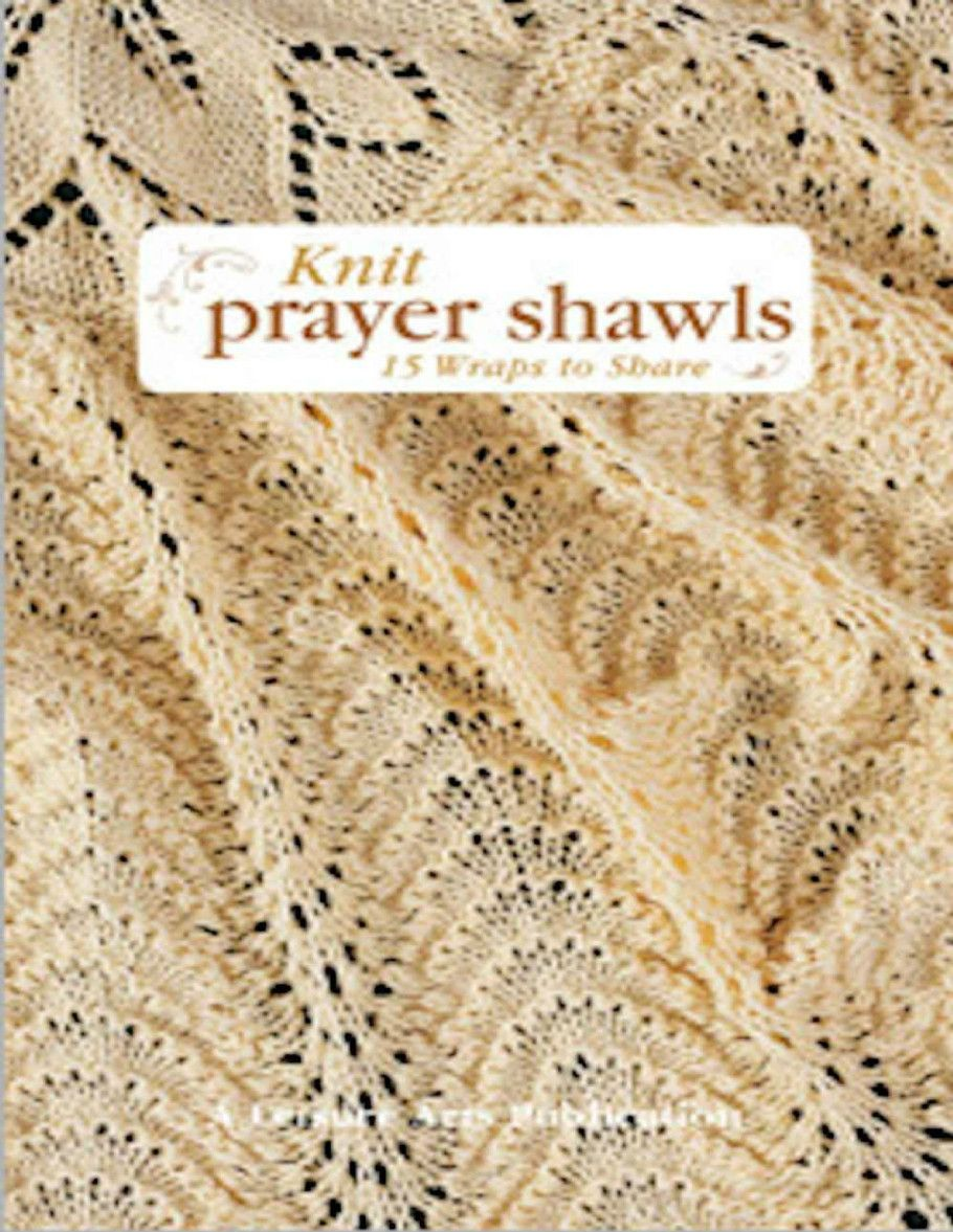 Knit Prayer Shawls - 紫苏 - 紫苏的博客 | tejido | Pinterest | Prayer ...