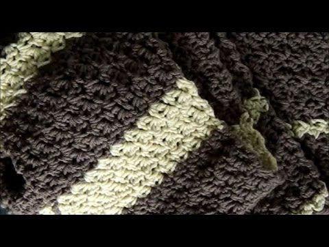 crochet seed stitch instructions