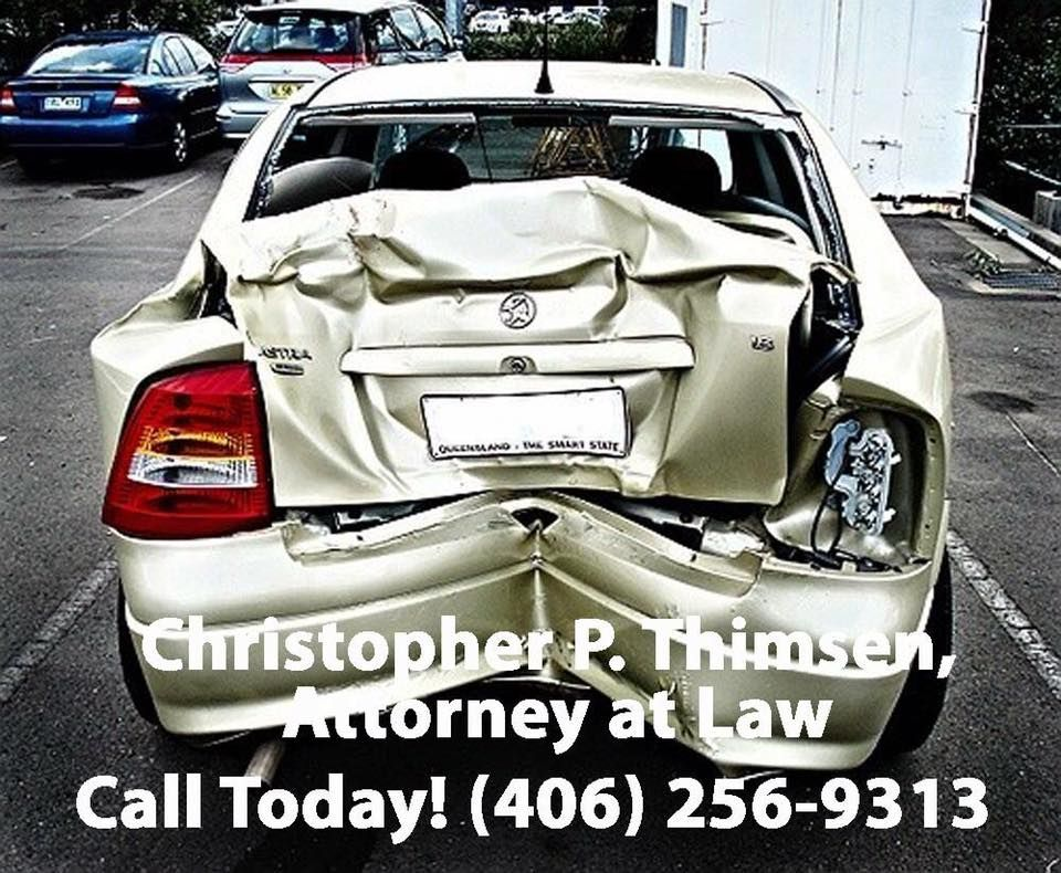 Pin by Christopher Thimsen on Personal Injury Lawyer Billings MT