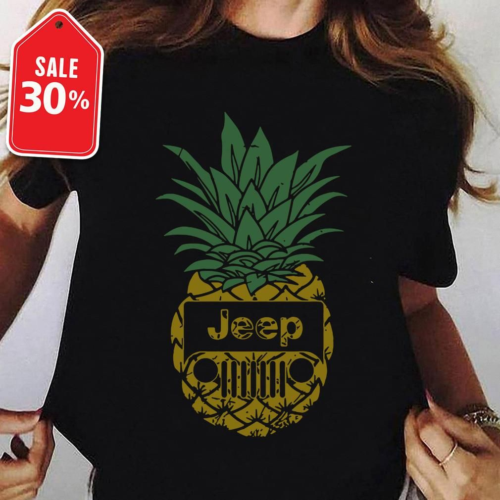 Jeep Pineapple T-Shirt