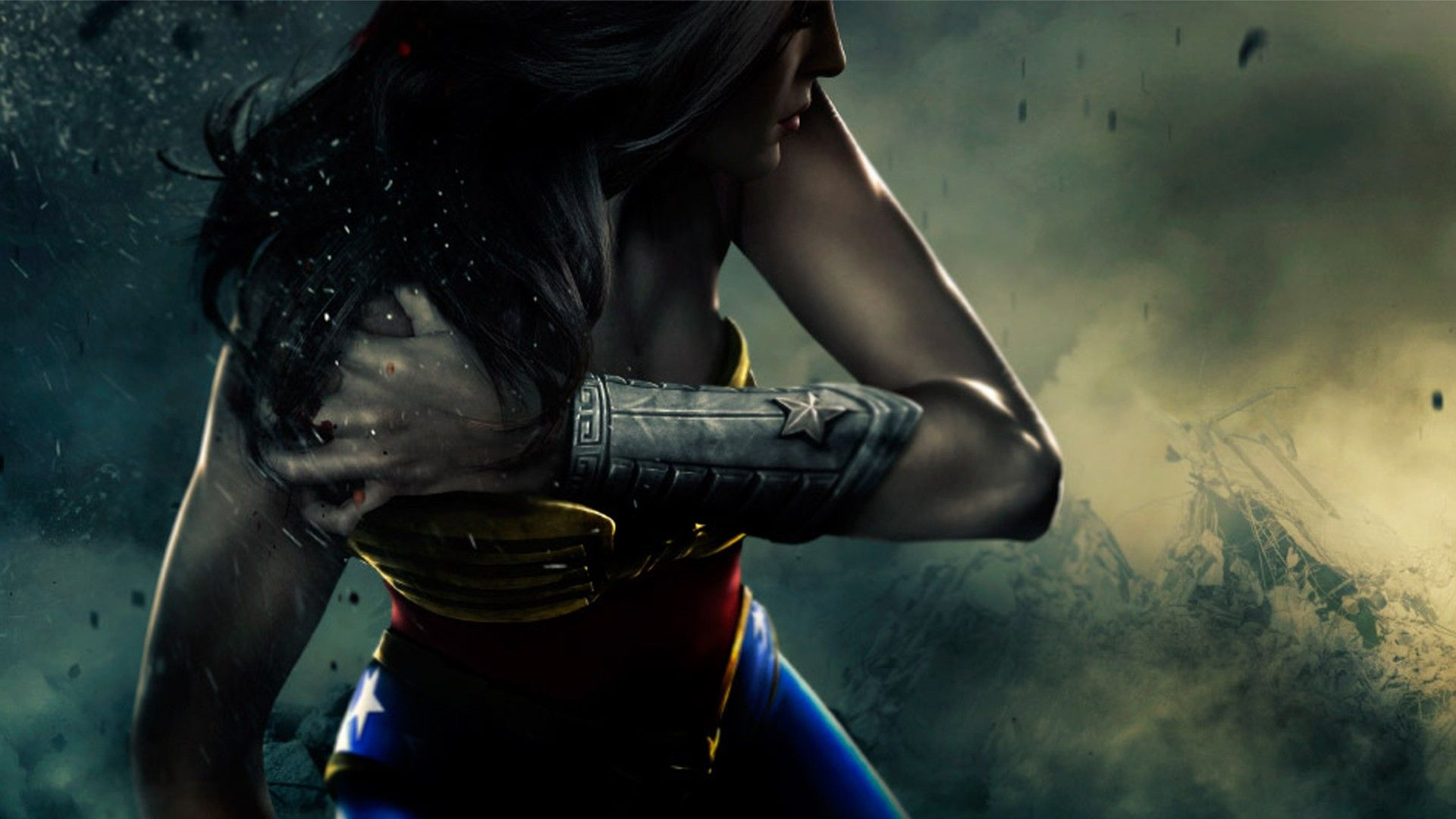 Wonder Woman Injustice Gods Among Us Wonder Woman Wonder Women