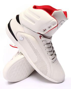 691df5638e4 Gigante Mid SF La Ferrari Sneakers by Puma   DrJays.com. Find this Pin and  more on Men s Footwear ...