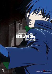 Darker Than Black On Netflix Good Anime Series Popular Anime Anime